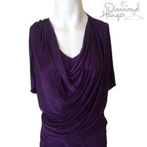 A07 BCBG MAX AZRIA RUNWAY Designer Dress Size Smal